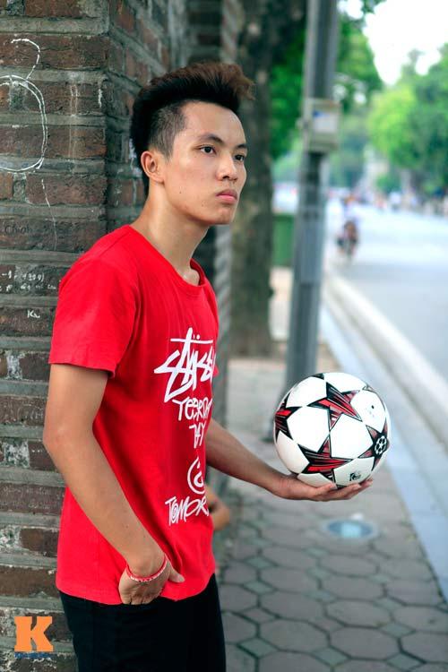 Gặp nhà vô địch tâng bóng nghệ thuật châu Á - 12