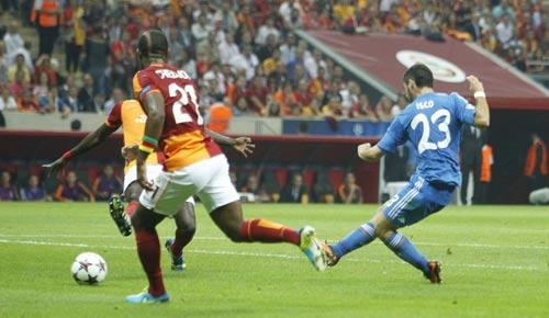 Galatasaray – Real - 1