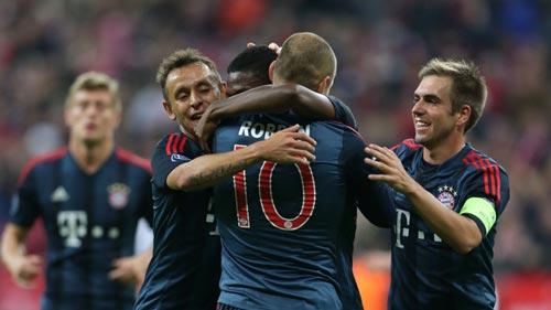 Bayern - CSKA: Khởi đầu như mơ - 1