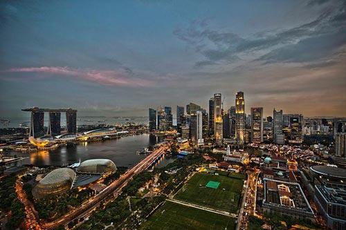 F1 Singapore GP: Cuộc chiến dưới ánh đèn - 3