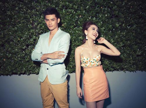 Yến Trang quyến rũ bên Nam vương Châu Á - 6