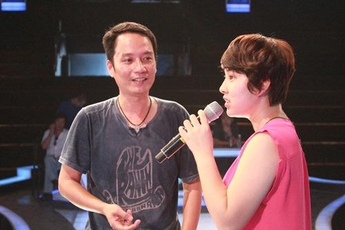 Chồng Mỹ Linh làm giám khảo VN Idol - 1