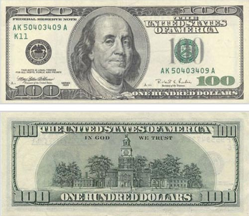 Tờ 100 đô-la mới có gì lạ? - 3