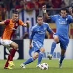 Bóng đá - Galatasaray – Real: Kịch bản khó tin