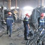 Cháy TTTM: Hệ thống báo cháy đã tê liệt từ 2004
