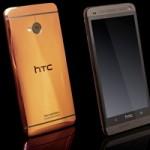 Thời trang Hi-tech - HTC One bằng vàng giá giá 64 triệu đồng