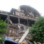 Tin tức trong ngày - Cháy TTTM Hải Dương: Sơ tán dân khẩn cấp