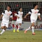 "Bóng đá - U19 VN ""đánh tennis"" trước U19 Brunei"