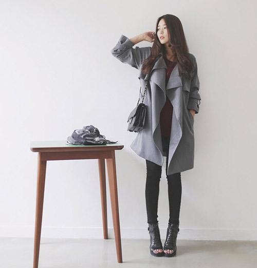 Áo khoác kaki đơn giản mà đẹp! - 7