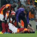 Bóng đá - Pepe hạ đo ván Drogba trên sân