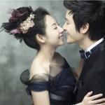 Thời trang - Tình yêu thăng hoa trong ảnh cưới xứ Hàn