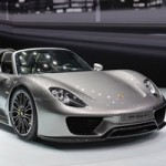 Porsche 918 Spyder có giá 845.000 USD