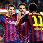 Bóng đá - Tổng hợp video hot Barca, Chelsea… ở C1