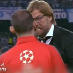 Bóng đá - HLV Dortmund nổi đóa quát tháo trọng tài