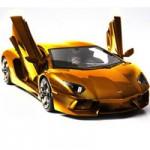 Ô tô - Xe máy - Lamborghini bằng vàng giá 7,5 triệu USD