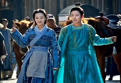 Tiểu Long Nữ xinh vì Kim Dung mê người đẹp - 6