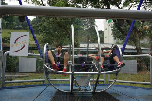 Sao Việt chinh phục thử thách tại Singapore - 15