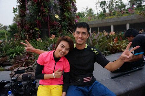 Sao Việt chinh phục thử thách tại Singapore - 3