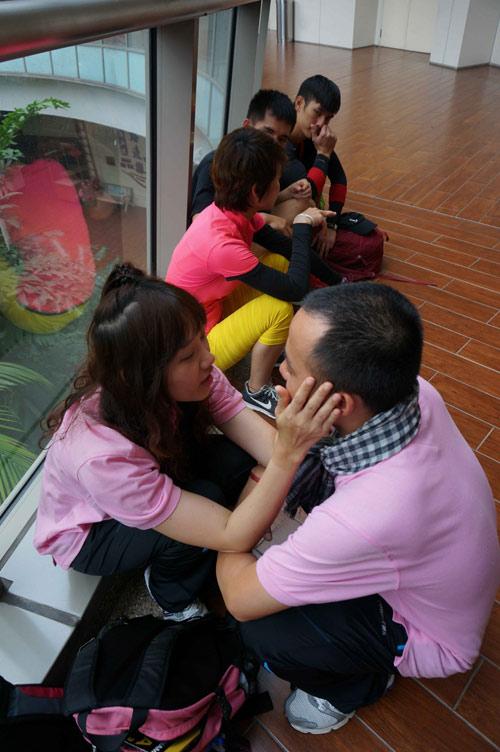 Sao Việt chinh phục thử thách tại Singapore - 13