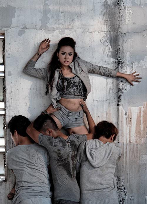 MV mới Hoàng Thùy Linh gây tranh cãi - 7