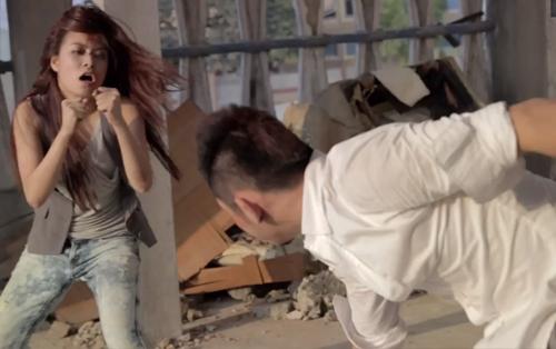 MV mới Hoàng Thùy Linh gây tranh cãi - 4