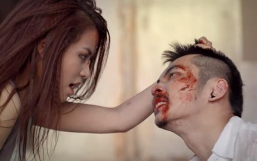 MV mới Hoàng Thùy Linh gây tranh cãi - 5