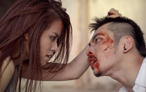 MV mới Hoàng Thùy Linh gây tranh cãi - 1