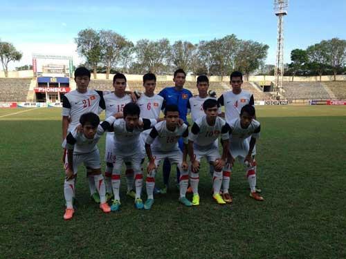 Hạ U19 Lào, U19 Việt Nam vào chung kết - 1