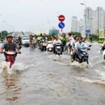Thơ vui - Mùa mưa trên Thành phố Hồ Chí Minh