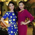 Phim - Linh Nga đọ dáng với Ngô Thanh Vân