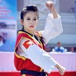 Bạn trẻ - Cuộc sống - Nữ võ sĩ khiến dân mạng chao đảo