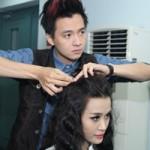 Ca nhạc - MTV - Ngô Kiến Huy làm tóc cho Đông Nhi