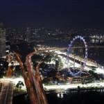 Thể thao - F1 Singapore GP: Vettel và phần còn lại