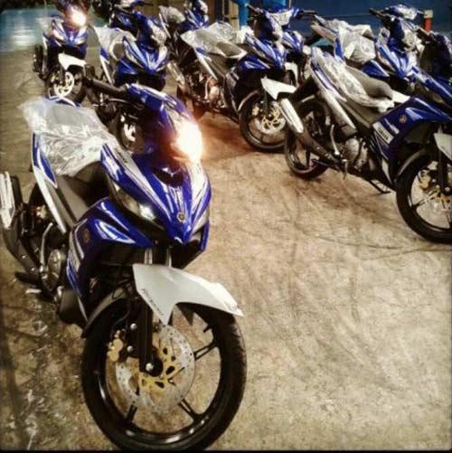 Exciter GP 2013 sắp ra mắt thị trường Việt - 1