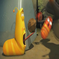 Phim hoạt hình Larva: Quả óc chó
