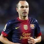 """Bóng đá - Iniesta muốn Barca trả lương """"siêu khủng"""""""