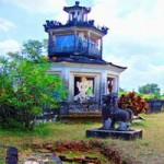 Du lịch - Thăm Thành Hoàng Đế xưa tại Bình Định