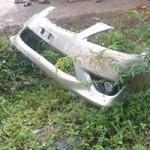 Tin tức trong ngày - Vụ ô tô bị lũ cuốn: Tìm thấy mảnh vỡ đầu tiên