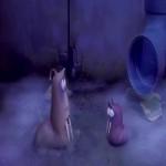 Video Clip Cười - Phim hoạt hình Larva: Ma cà rồng