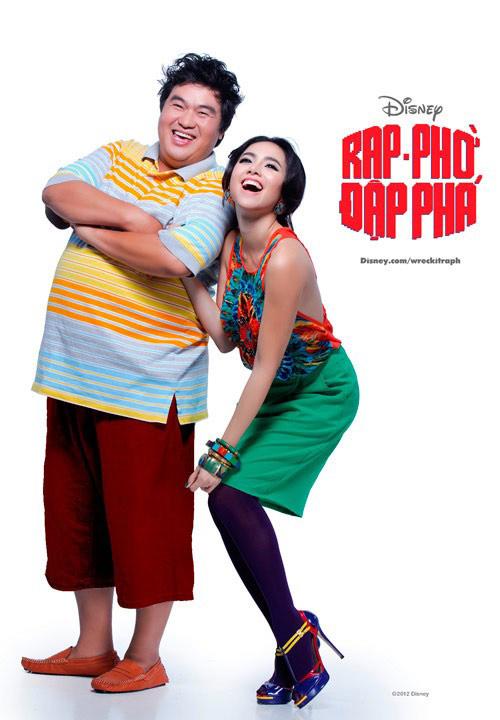 Giải mã sao Việt lồng tiếng phim Hollywood - 3