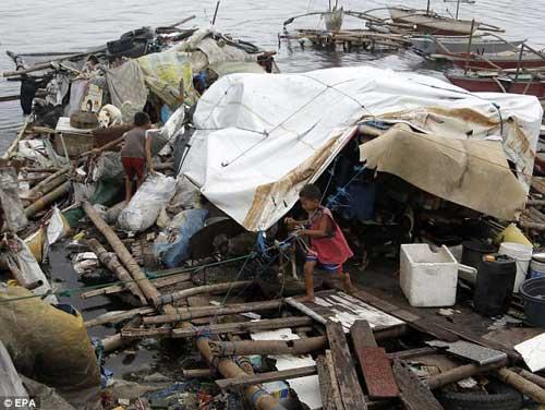 Siêu bão Usagi tàn phá Philippines, Đài Loan - 9