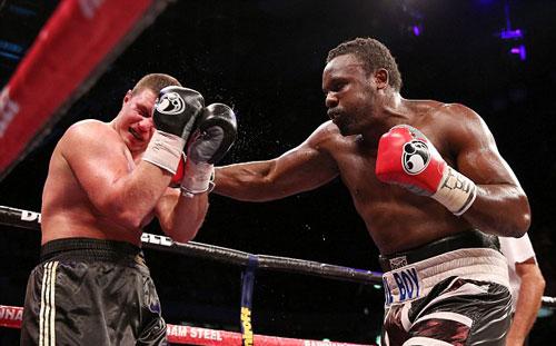 Boxing: Chisora trở lại thống trị châu Âu - 1