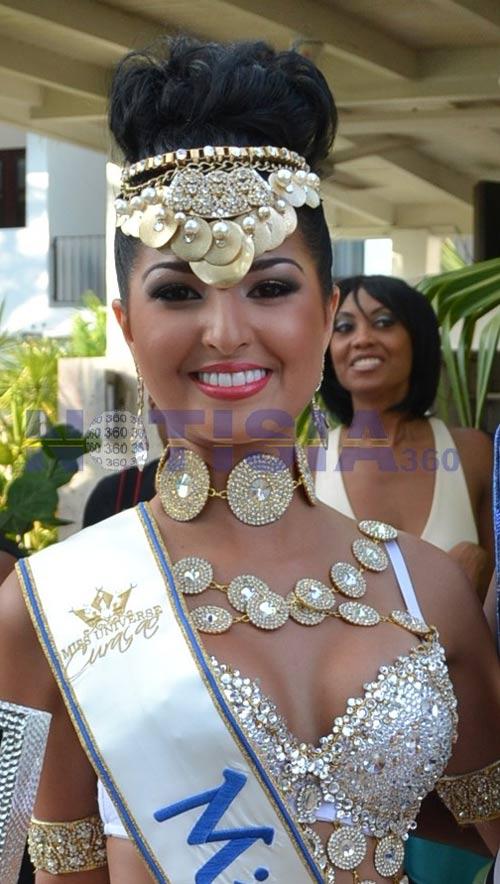 Trương Thị May đi thi Miss Universe 2013 - 4