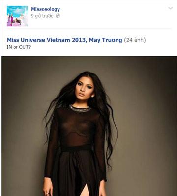 Trương Thị May đi thi Miss Universe 2013 - 3