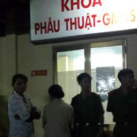 CA Đồng Nai lên tiếng vụ nổ súng ở trạm CSGT