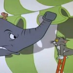 Video Clip Cười - Video funny TOM & JERRY: Đối thủ nặng ký