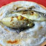 Ẩm thực - Bánh khoái cá kình chợ làng Chuồn
