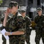 Tin tức trong ngày - Dân Thụy Sĩ thích chế độ nghĩa vụ quân sự