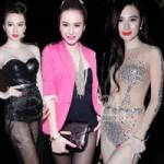 """Tin tức thời trang - Mốt """"quần 5 cm"""" của Angela Phương Trinh"""