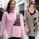 Thời trang - Áo len xinh đón gió mùa về
